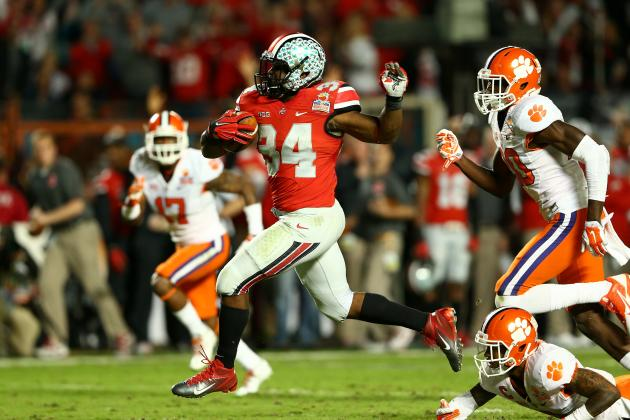 Ohio State Football: Who Is Replacing Every Buckeye Taken in 2014 NFL Draft