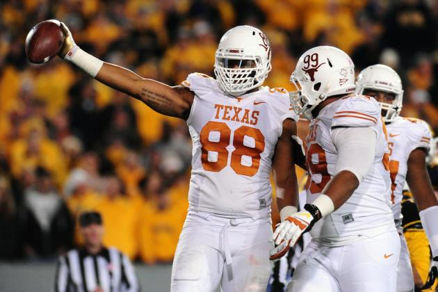 Texas Football: Breaking Down Where Cedric Reed Landed on First 2015 Big Boards