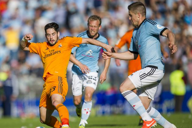 Celta Vigo vs. Real Madrid: 6 Things We Learned