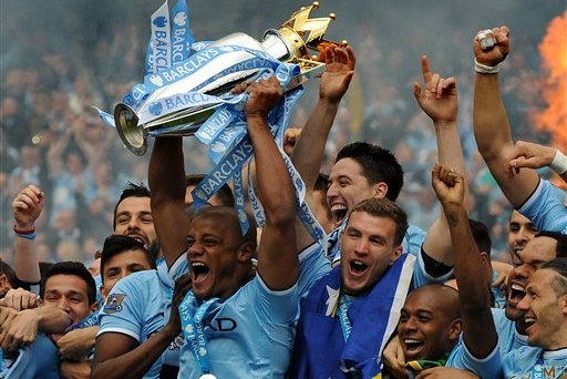 7 Things We Learned from Premier League Week 38: Man City Crowned as Champions