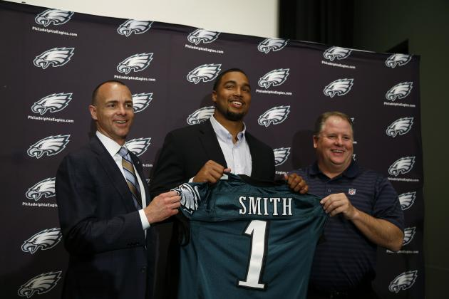 Philadelphia Eagles 2014 Draft: Aggregating Report Card Grades from the Web