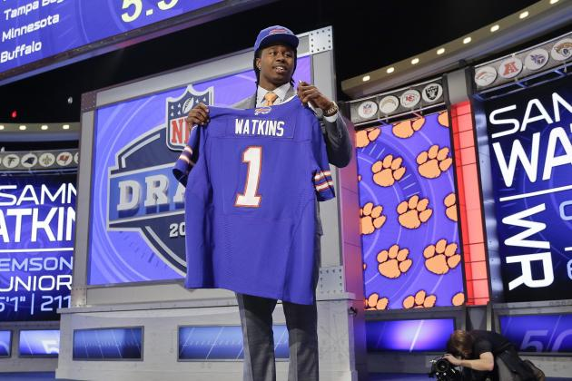 Clemson Football: Who Is Replacing Every Former Tiger Taken in 2014 NFL Draft?