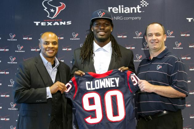Houston Texans: Complete 2014 NFL Draft Wrap-Up and Analysis