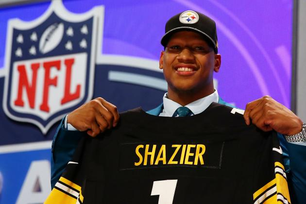 Pittsburgh Steelers 2014 Draft: Aggregating Report Cards from Around the Web