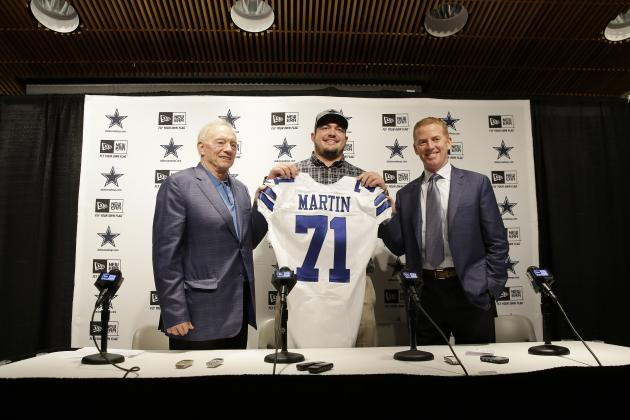 Dallas Cowboys 2014 Draft: Aggregating Report Card Grades from Around the Web