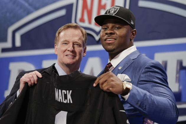 Oakland Raiders: Complete 2014 NFL Draft Wrap-Up and Analysis