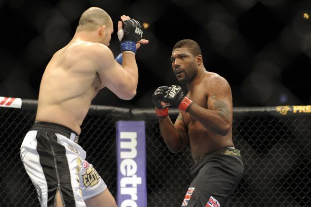 Quinton Jackson vs. Muhammed Lawal: Full Head-to-Toe Breakdown