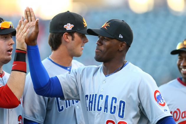 First-Quarter Stock Up, Stock Down for Chicago Cubs' Top-10 Prospects