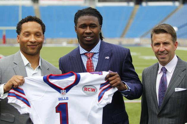 Buffalo Bills 2014 Draft: Aggregating Report Card Grades from Around the Web