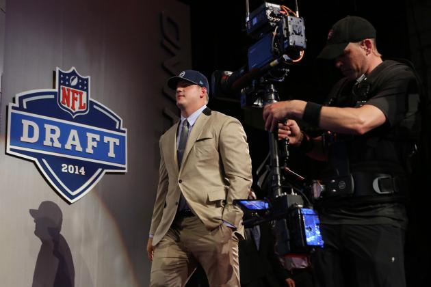 Tennessee Titans 2014 Draft: Aggregating Report Card Grades from Around the Web