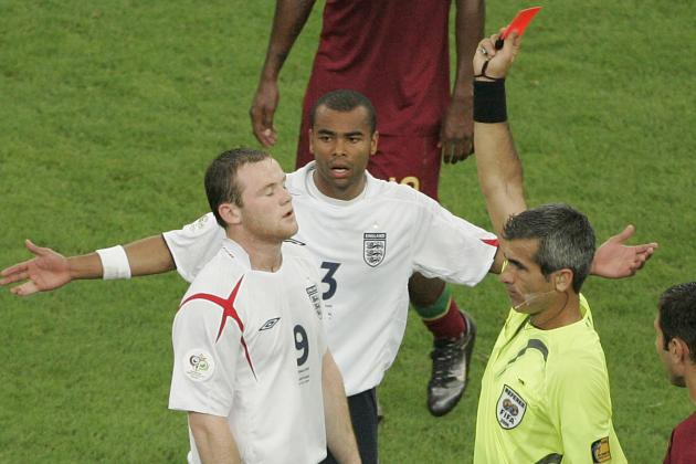 The Highs and Lows of Ashley Cole's Remarkable England Career