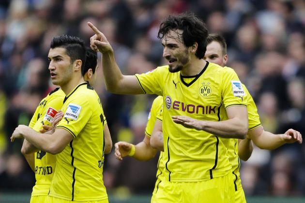 B/R Gossip Roundup: Man Utd Move for Hummels, Tottenham Should Stick by Townsend