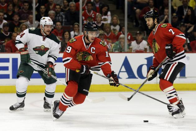 Minnesota Wild vs. Chicago Blackhawks: Biggest Takeaways from Game 5