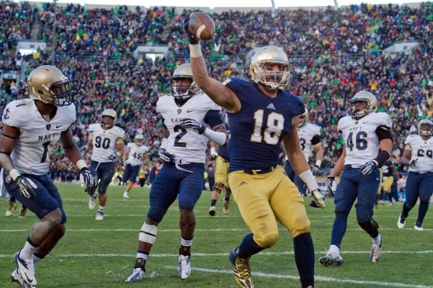 Notre Dame: Breaking Down Where Ben Koyack Landed on 1st 2015 NFL Draft Boards