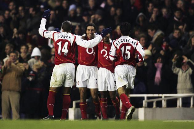 20 Greatest Arsenal Games of All Time