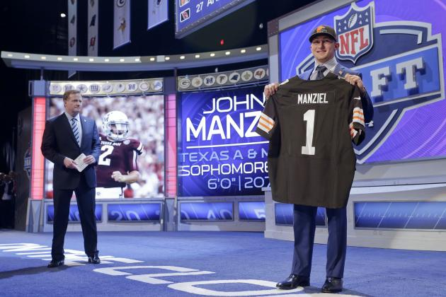2014 NFL Draft: Immediate Re-Do How the 1st Round Should Have Gone Down