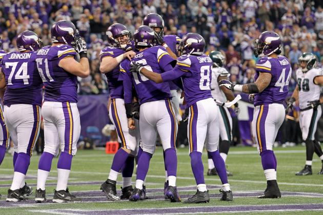 Breaking Down the Minnesota Vikings' Roster After the 2014 Draft