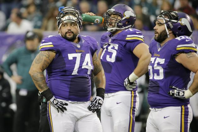 Breaking Down the Minnesota Vikings' Roster After the 2014 Draft ...
