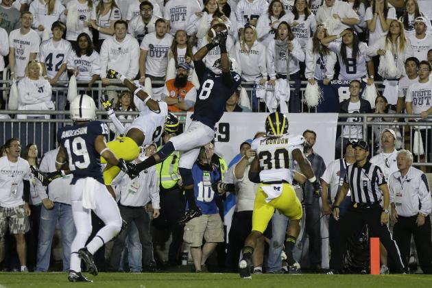 Penn State Football: Who Is Replacing Every Nittany Lion Taken in 2014 NFL Draft