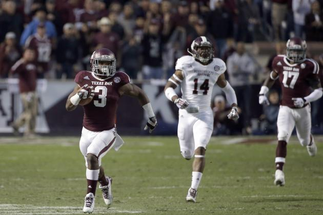 Texas A&M Football: Realistic Expectations for the Aggies' 2014 Season