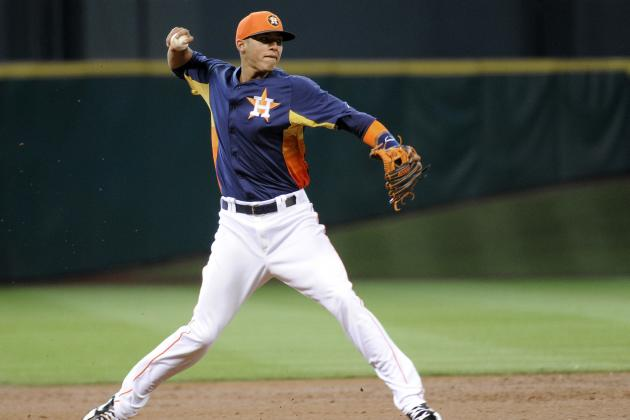 Stock Up, Stock Down on MLB's Top 10 Prospects at the One-Quarter Mark