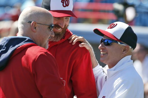 4 Potential Deals Mike Rizzo Should Propose at the Deadline