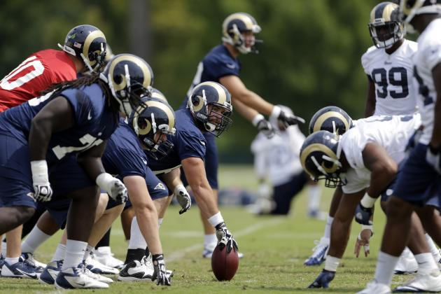 Breaking Down St. Louis Rams Roster After the 2014 Draft