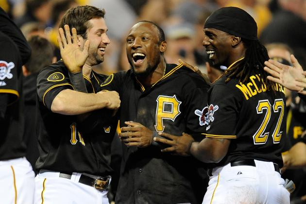 First-Quarter Grades for Pittsburgh Pirates