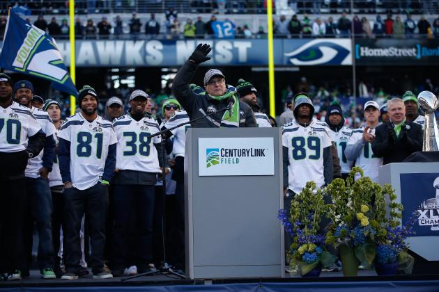 Breaking Down Seattle Seahawks Roster After the 2014 Draft