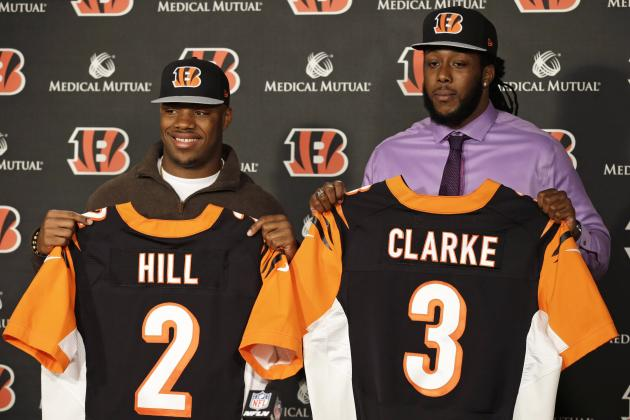 Cincinnati Bengals 2014 Draft: Aggregating Grades from Around the Web