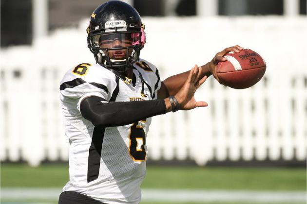 Top Schools for Each Uncommitted 2015 5-Star Offensive Recruit