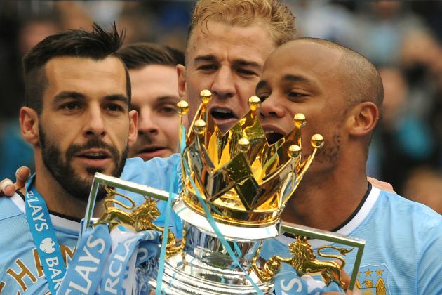 Manchester City's 10 Best Goals of the 2013/14 Premier League Season