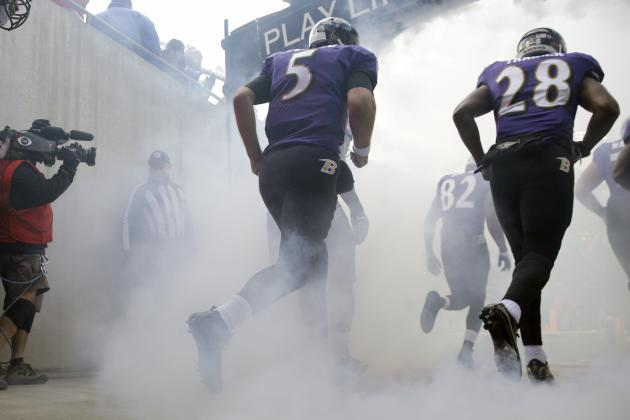 Breaking Down the Baltimore Ravens Roster After the 2014 NFL Draft