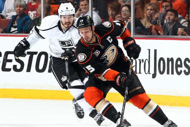 Los Angeles Kings vs. Anaheim Ducks: Biggest Takeaways from Game 5