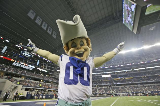 Predicting the Dallas Cowboys' 2014 Starting Lineups and 53-Man Roster