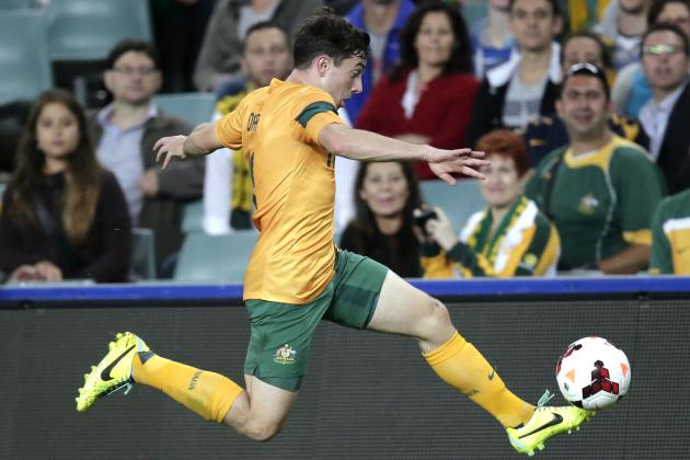 Australia 2014 FIFA World Cup Squad: Player-by-Player Guide