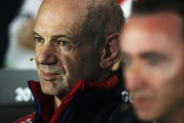 Formula One's Latest Rumours and Talk: Adrian Newey, Hamilton, Rosberg and More