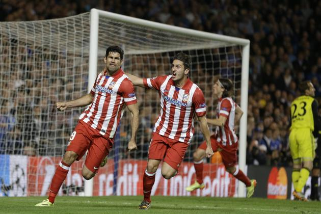 Paper News and Gossip: Diego Costa Poised for Chelsea Transfer, Luiz to Barca