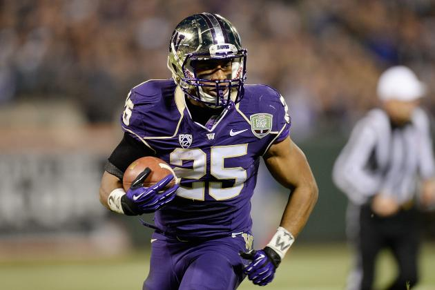 2014 Fantasy Football: 10 Rookies Primed for Big Fantasy Production