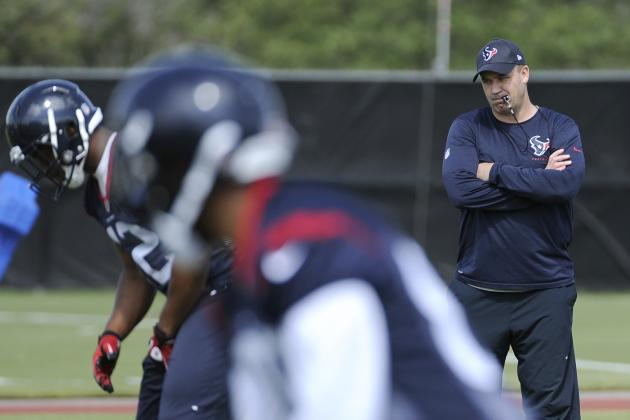 Breaking Down the Houston Texans Roster After the 2014 Draft