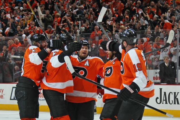 Bargain Free Agents Philadelphia Flyers Should Chase in 2014 Offseason