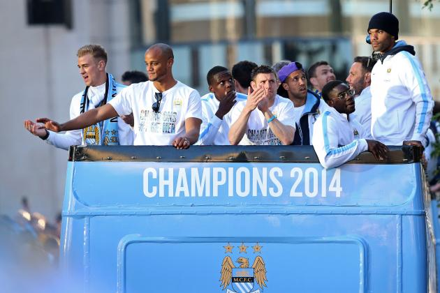 Manchester City's Biggest Disappointments of the 2013/14 Premier League Season