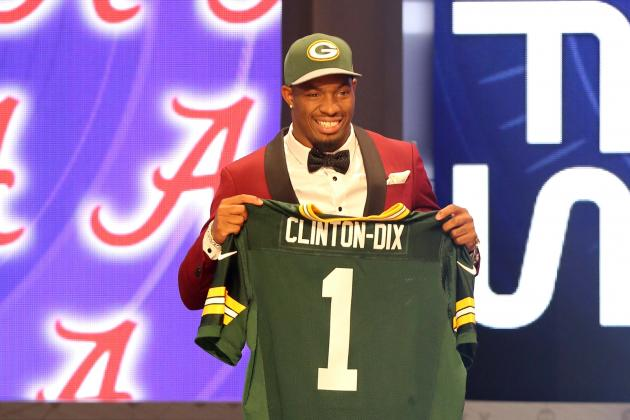 Ranking College Football Programs That Produced the Most 2014 NFL Draft Picks