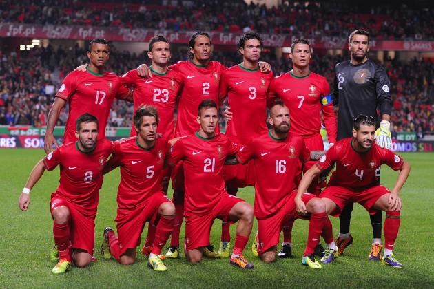 Portugal World Cup 2014 Squad: Player-by-Player Guide