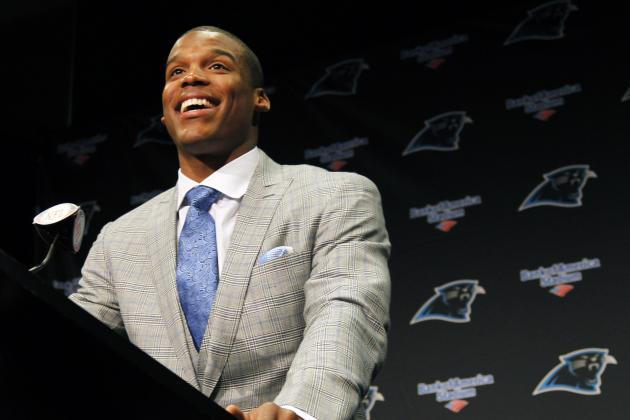 Ranking Cam Newton's 10 Best Moments as a Carolina Panther