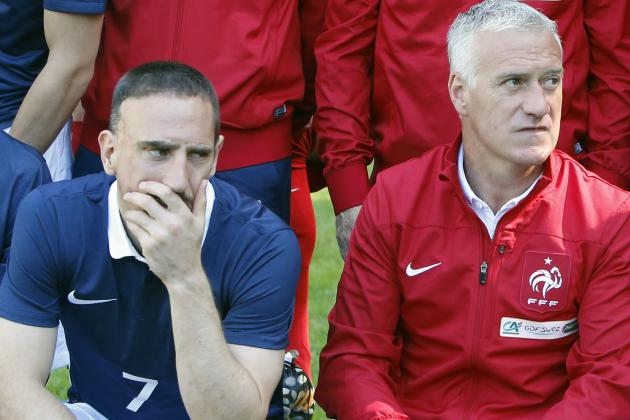 France 2014 FIFA World Cup Squad: Player-by-Player Guide