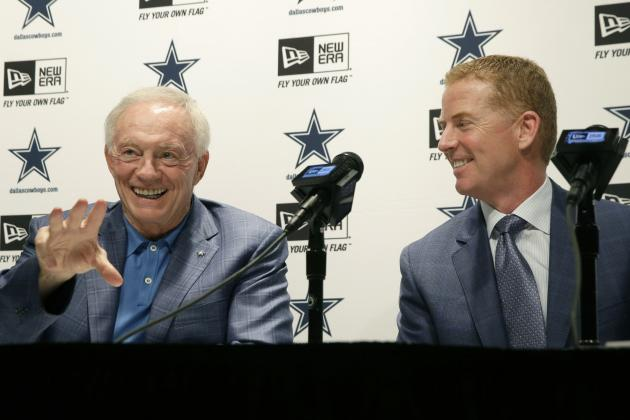 Who's on the Hot Seat After 2014 NFL Draft?