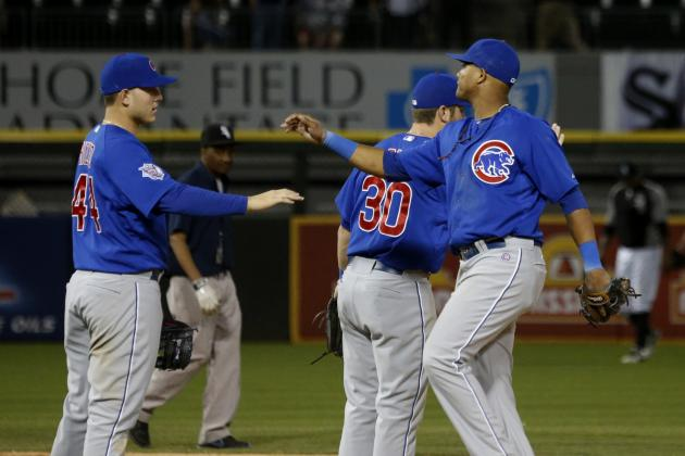 Grading Each Chicago Cubs Position Player Entering June