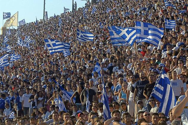 Greece 2014 FIFA World Cup Squad: Player-by-Player Guide