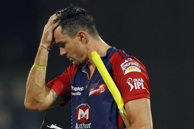 Every IPL Team's Worst-Case Scenario in Final Week of 2014